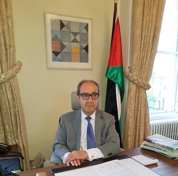 Ambassador Ahmad Abdlerazek_Photo